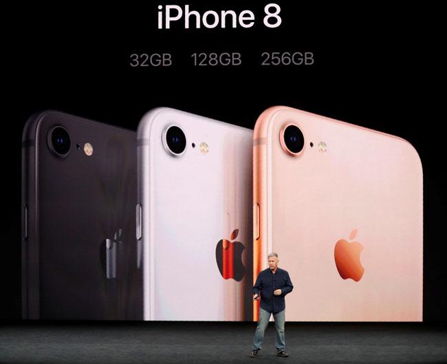 تعرف علي iPhone 8+ و iPhone 8